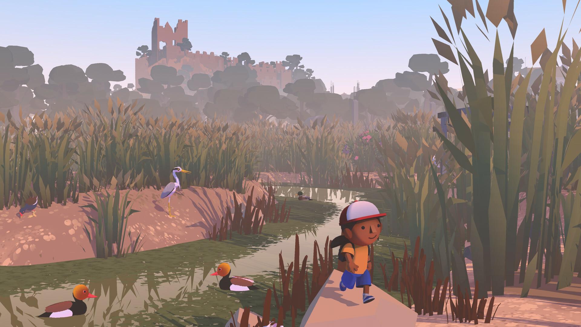 Alba: A Wildlife Adventure [GOG] (2020)