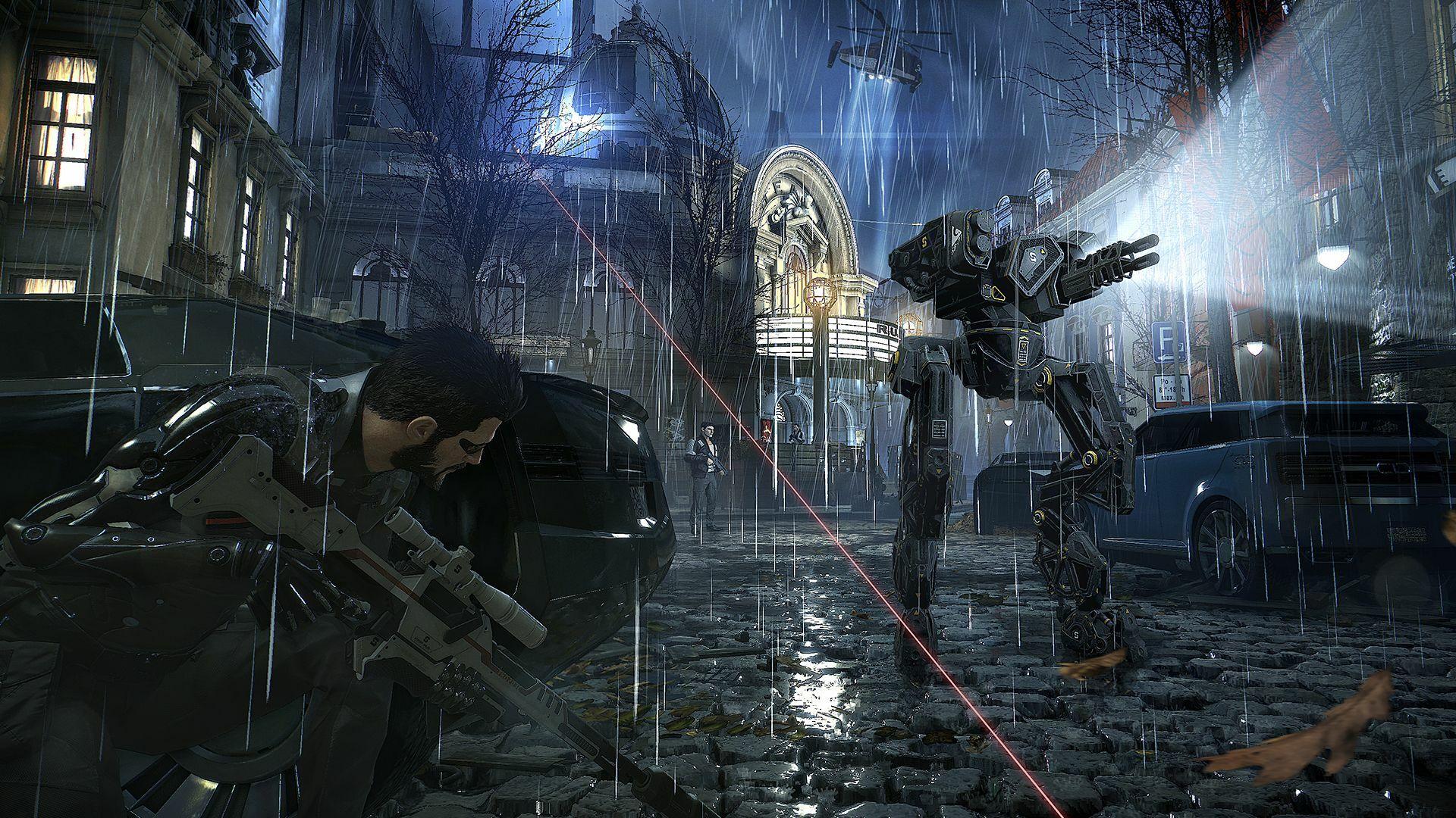 Deus Ex: Mankind Divided - Digital Deluxe Edition screenshot 2