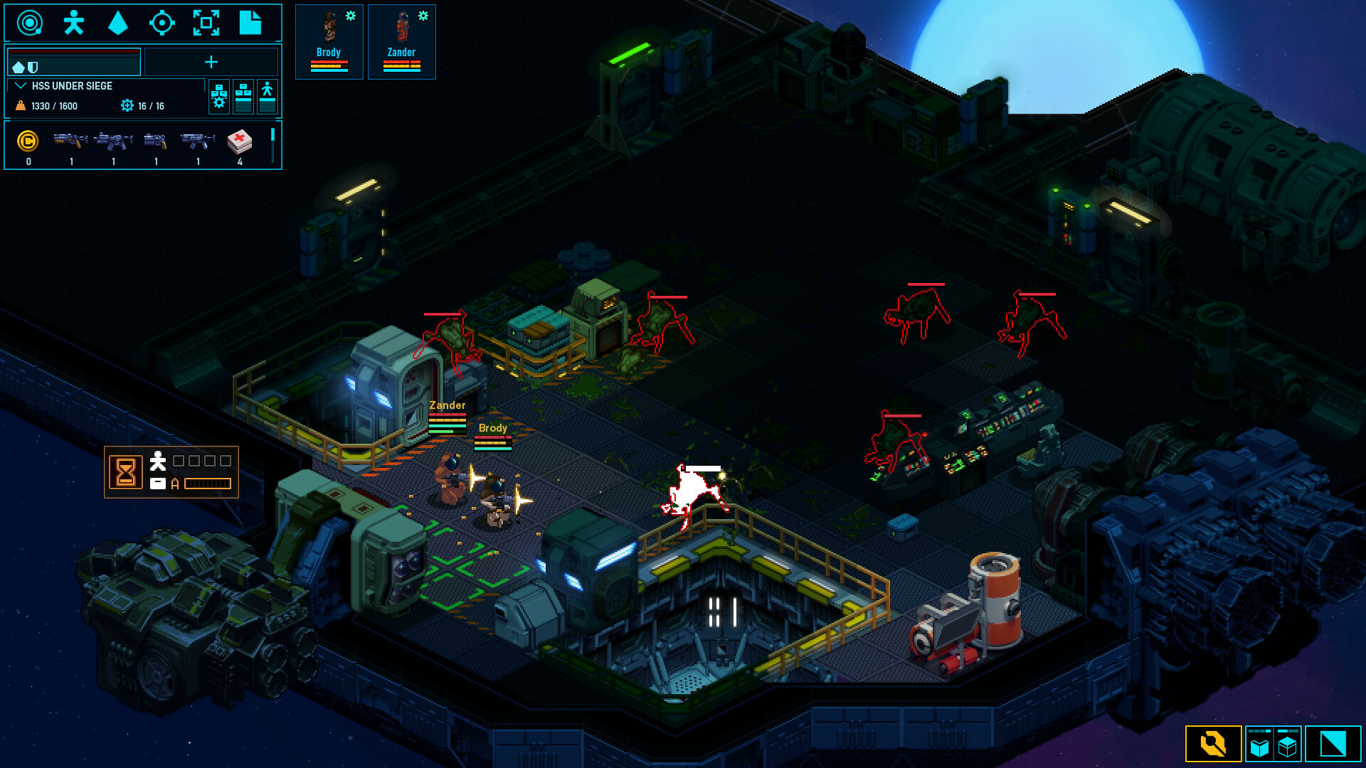 Space Haven screenshot 3