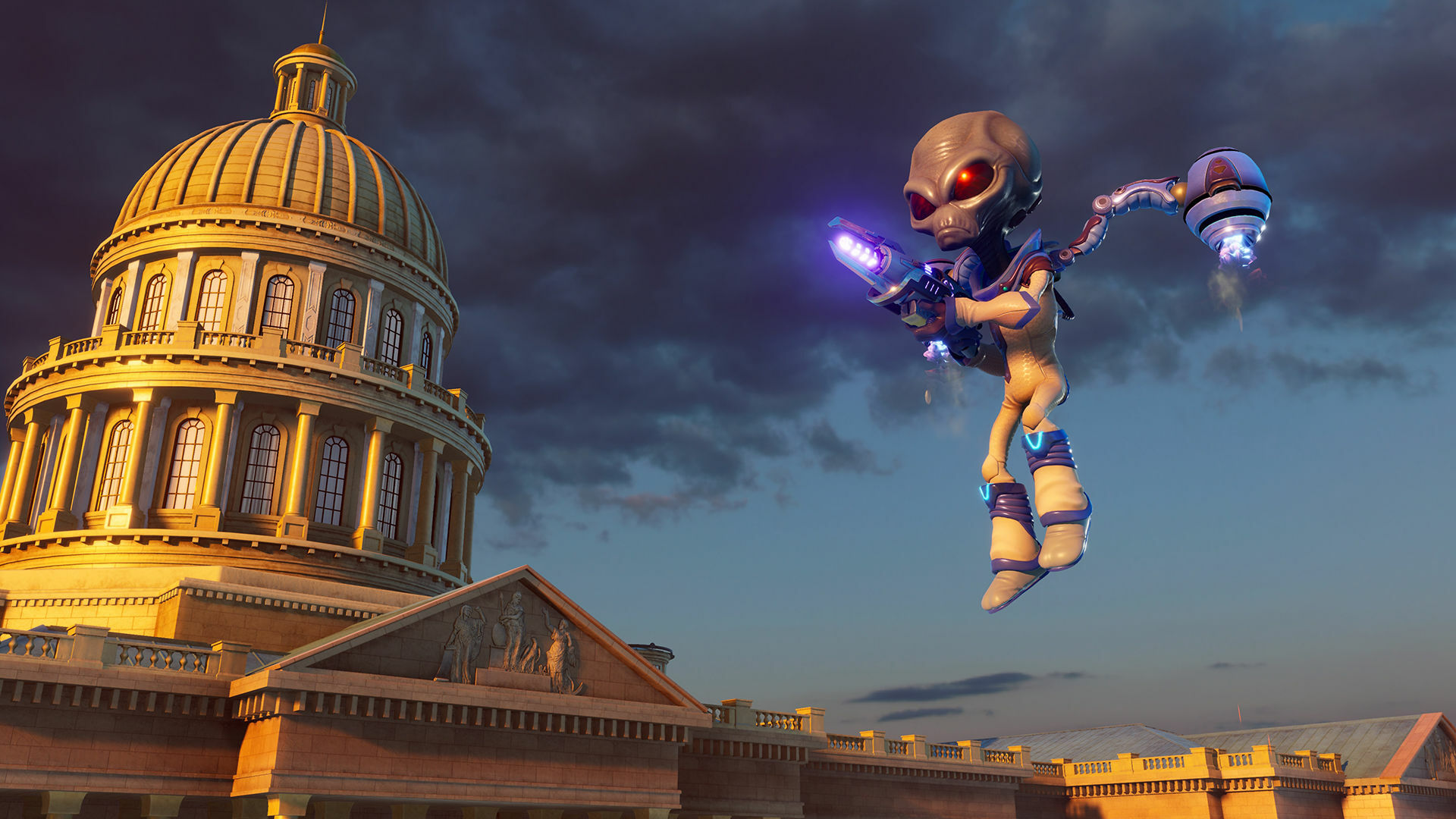 Destroy All Humans [GOG]