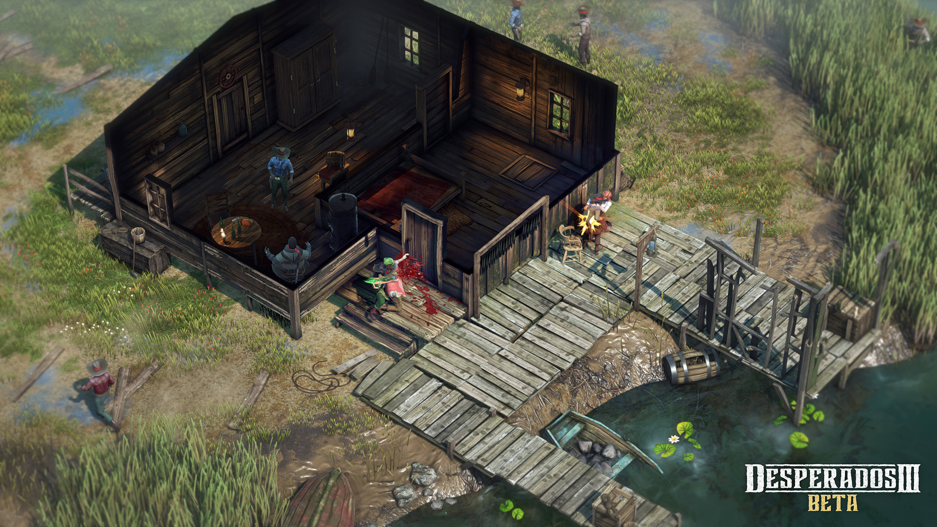 Desperados III Digital Deluxe Edition screenshot 3