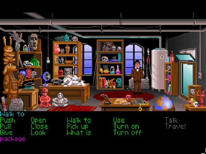 Indiana Jones and the Last Crusade screenshot 1