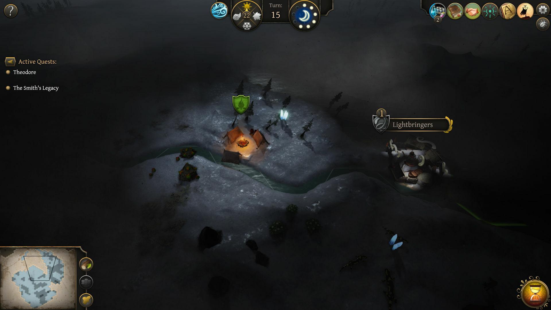 Thea 2: The Shattering screenshot 1