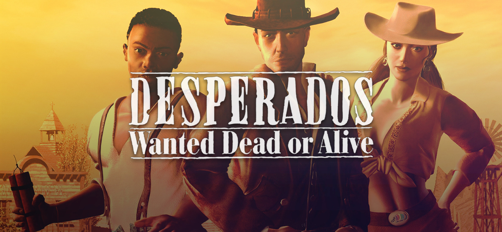Desperados Wanted Dead Or Alive On Gog Com
