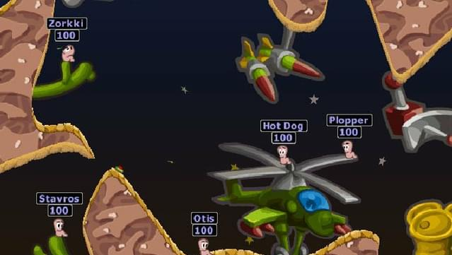 Worms 2 for mac
