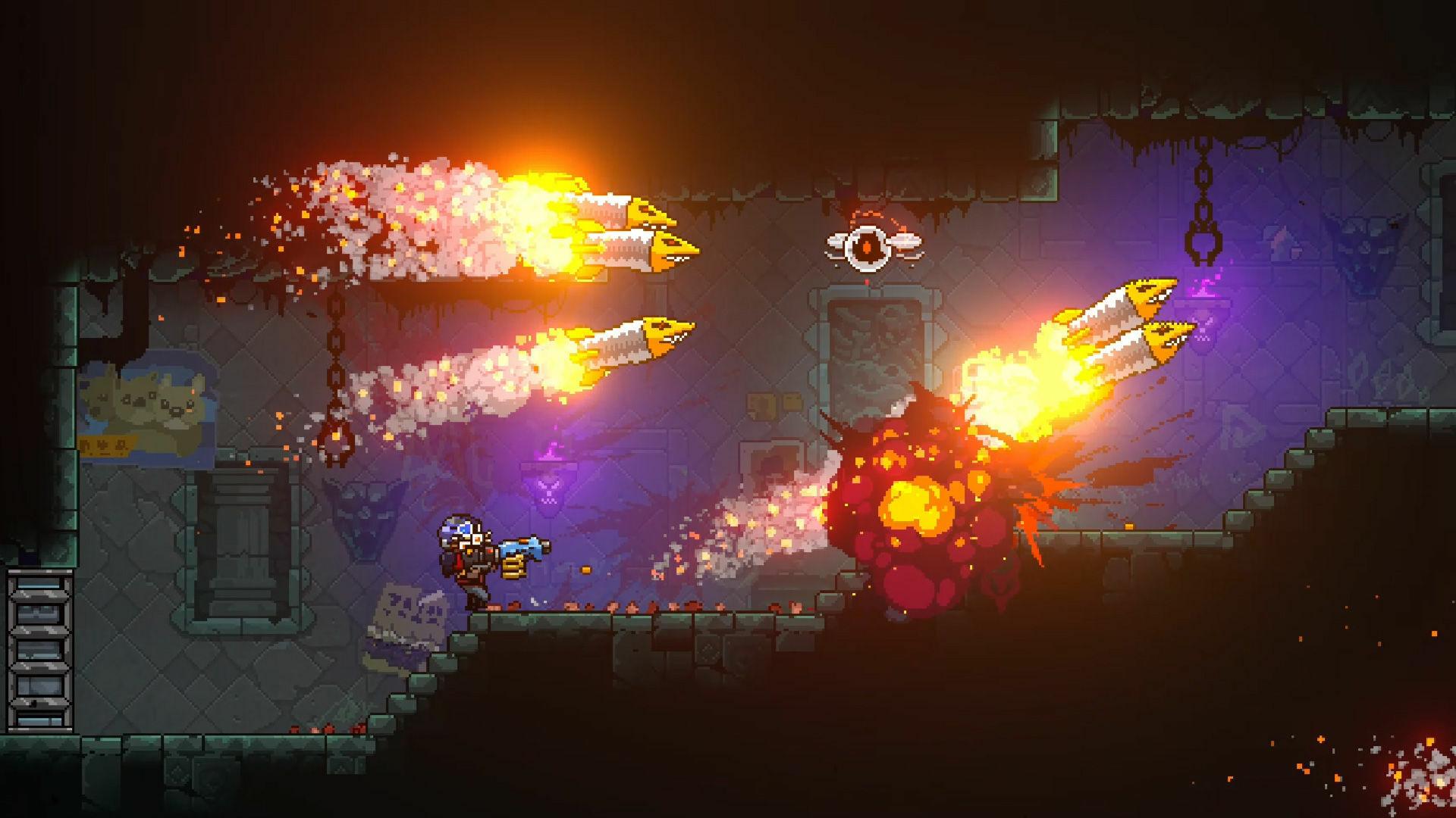 Neon Abyss screenshot 3