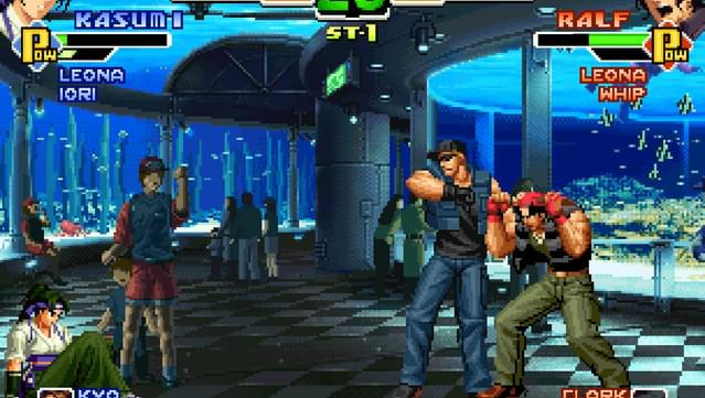 The King Of Fighters 2000 On Gog Com