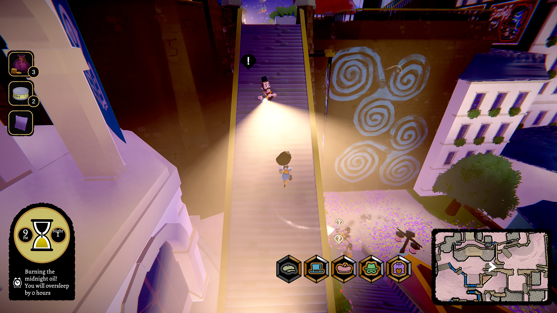 Mesmer screenshot 3