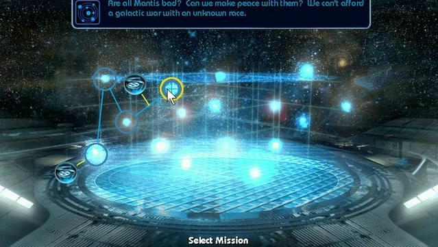 Conquest: Frontier Wars screenshot 1