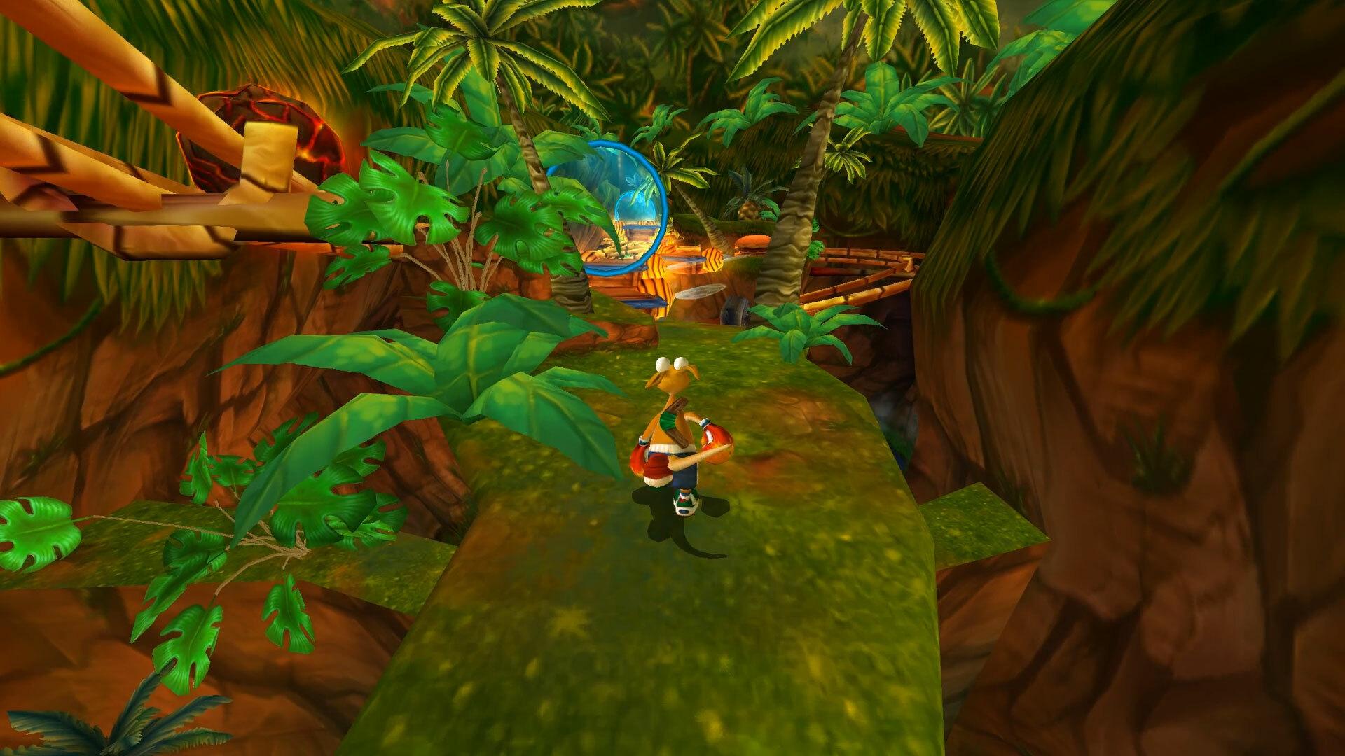 Kao the Kangaroo Trilogy screenshot 1