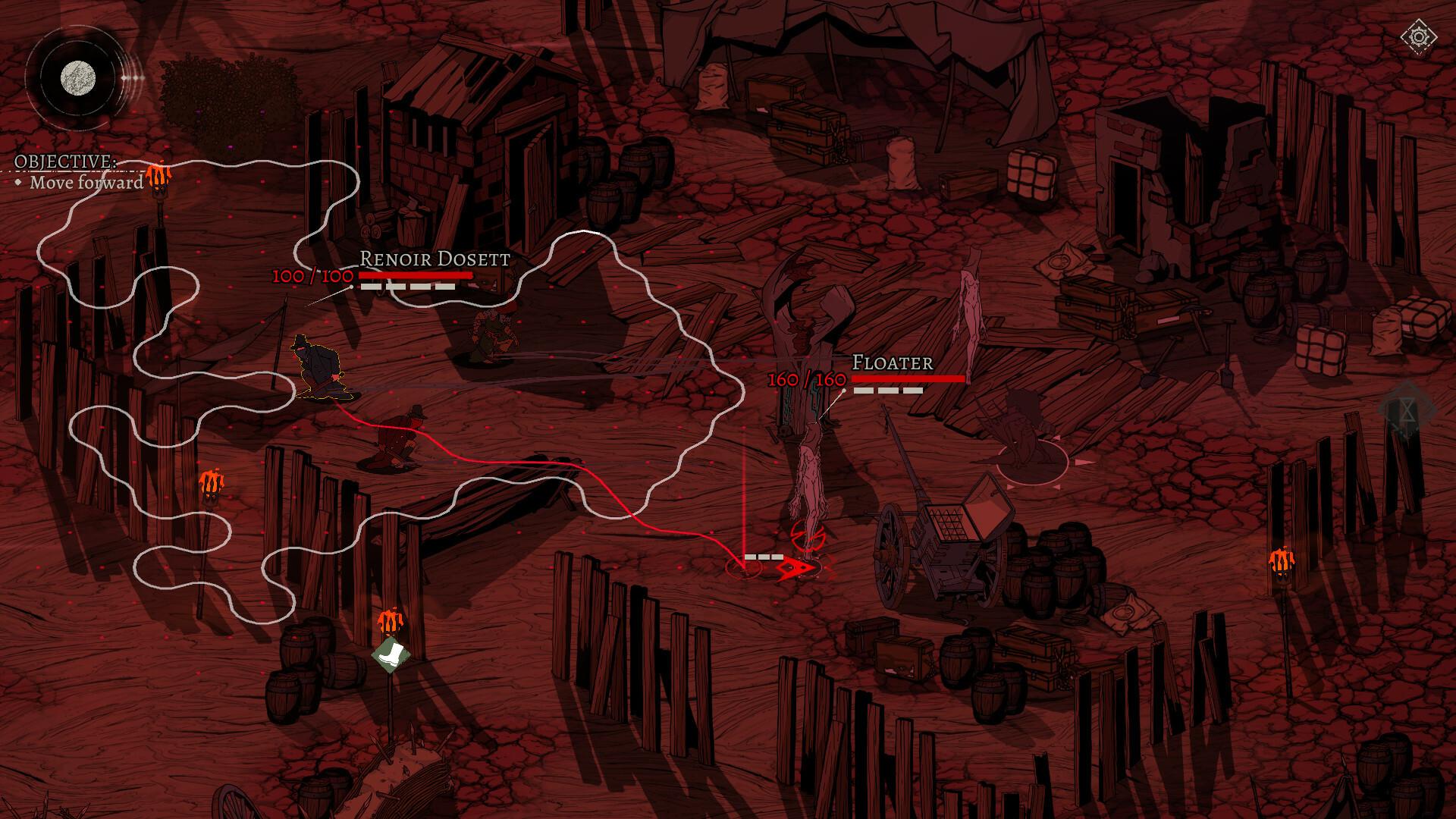Alder's Blood screenshot 1