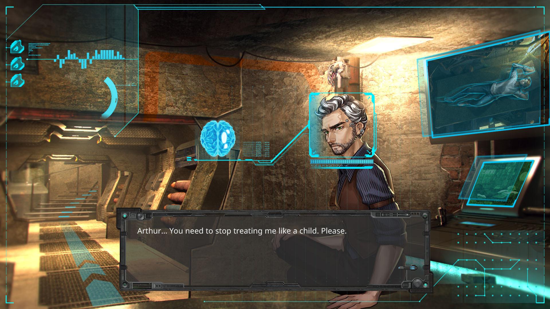 Minotaur screenshot 2