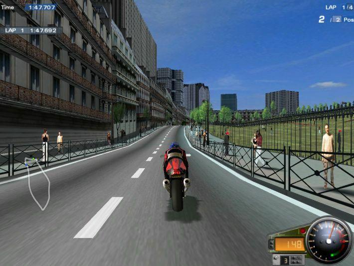 Moto Racer 3 Gold Edition screenshot 3
