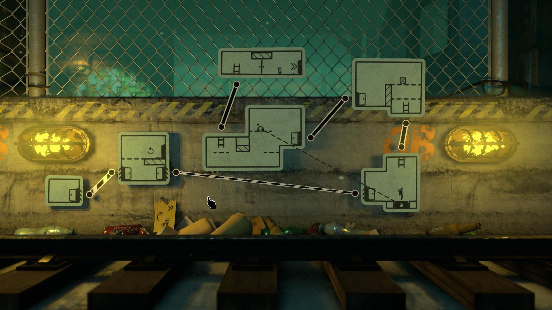 The Pedestrian screenshot 3