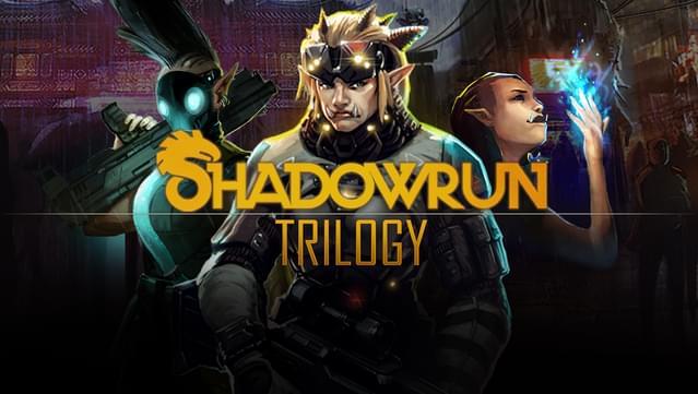 喜加一:Shadowrun Trilogy