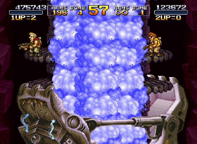 Metal Slug 2 screenshot 2