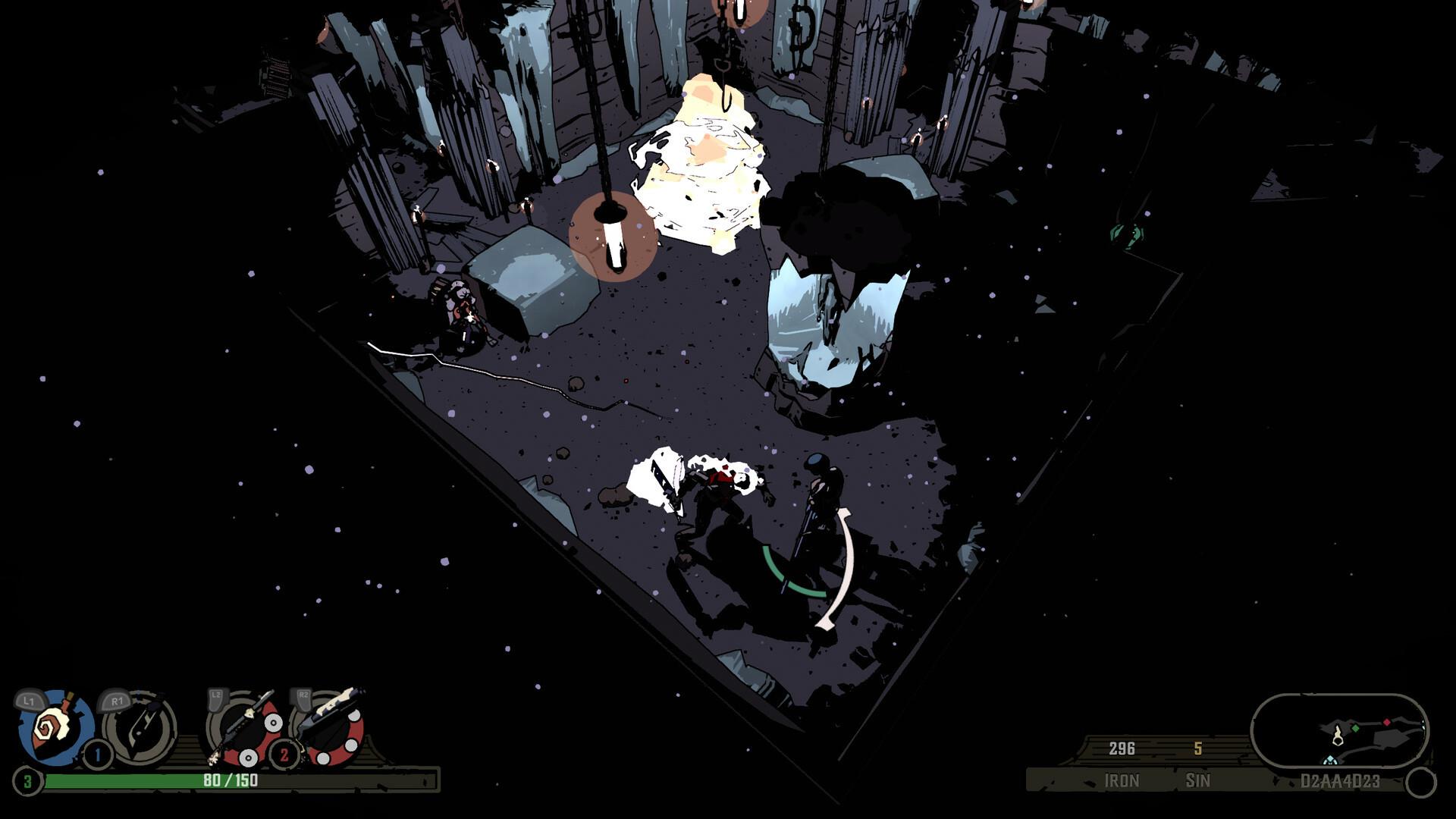 West of Dead screenshot 1