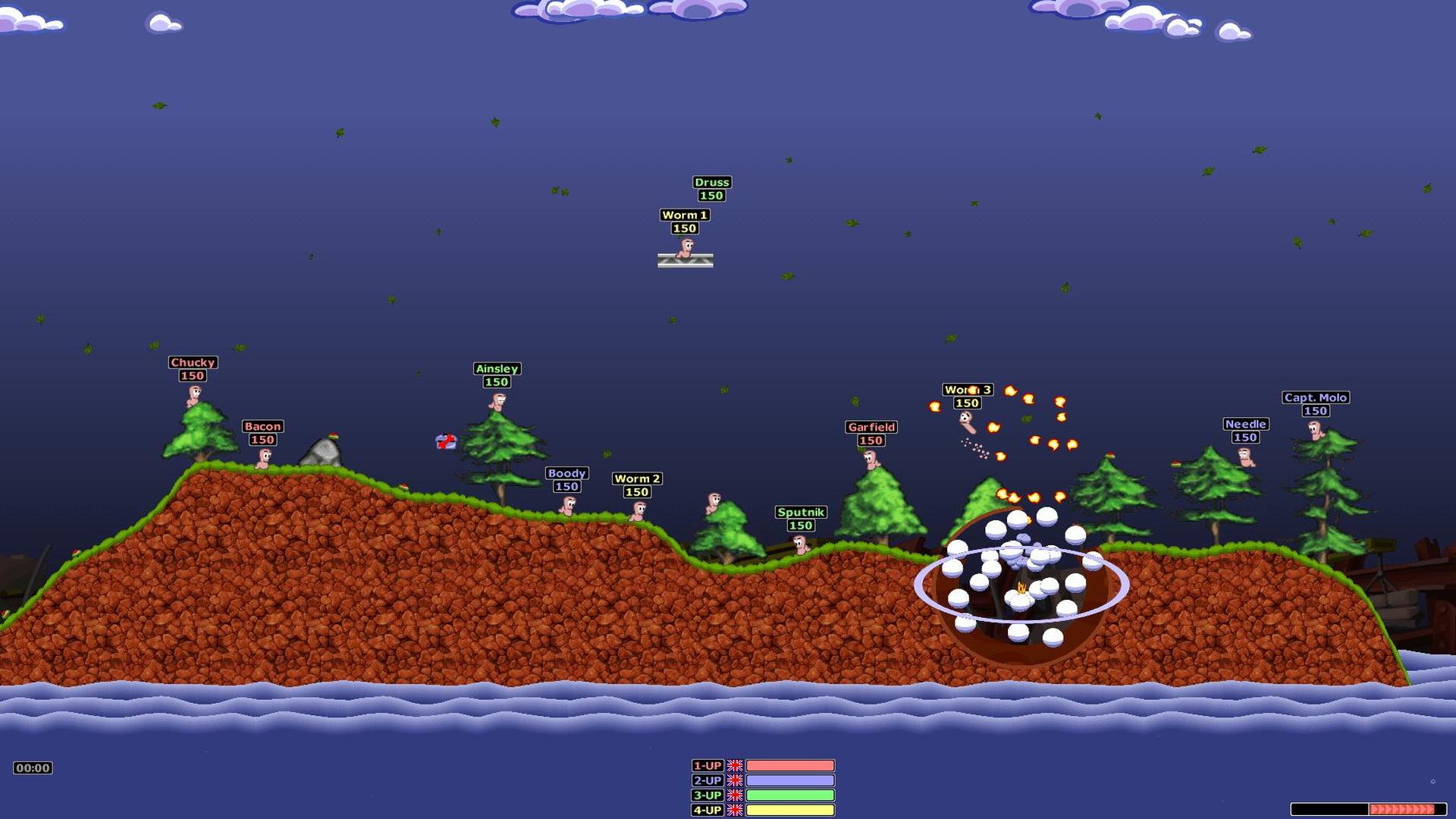 Worms Armageddon [GoG] [1999|Rus|Eng|Multi9]