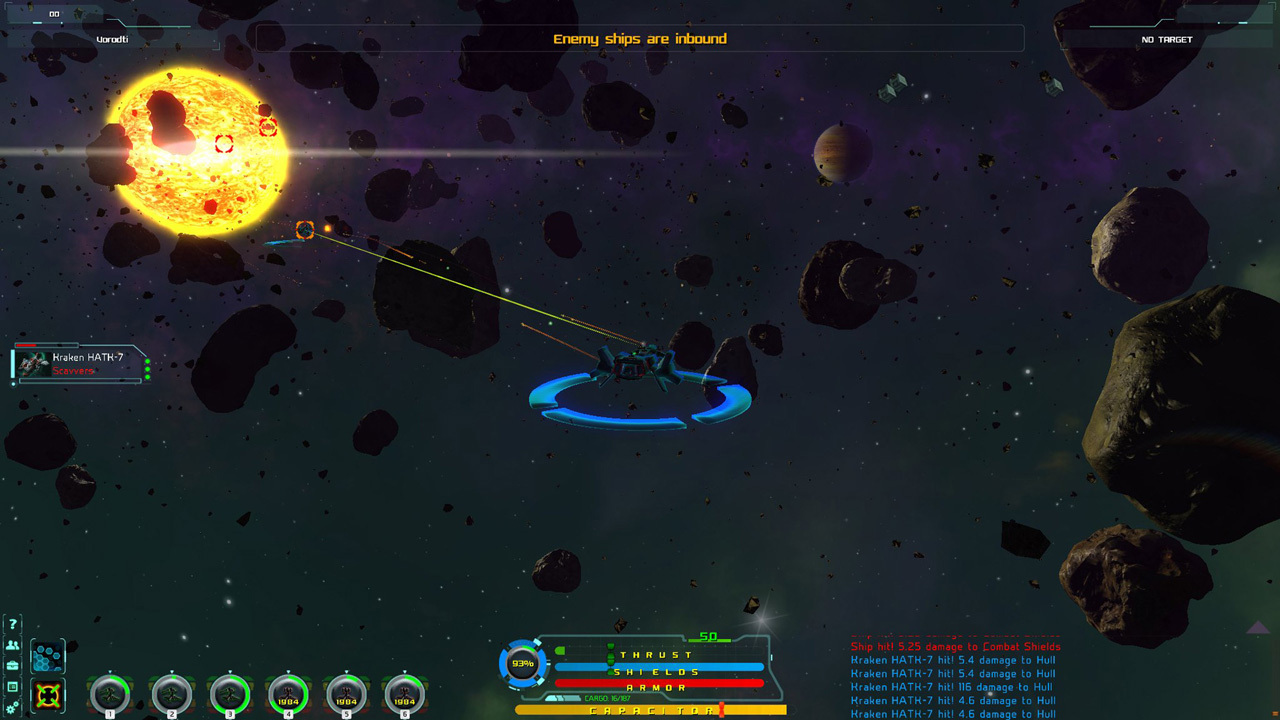Stellar Tactics screenshot 3