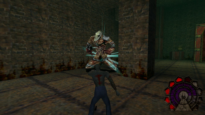 Shadow Man screenshot 3
