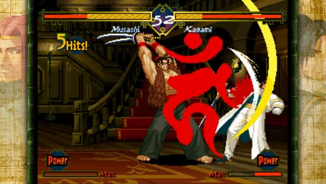 The Last Blade screenshot 2