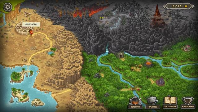 Kingdom Rush Frontiers On Gog Com