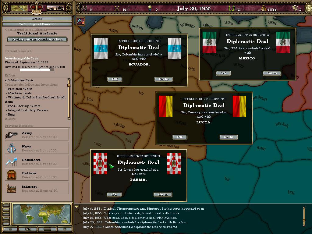 Victoria Complete screenshot 2
