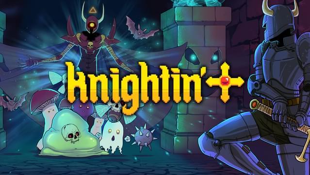 Knightin'+ Mac 破解版 像素类冒险游戏