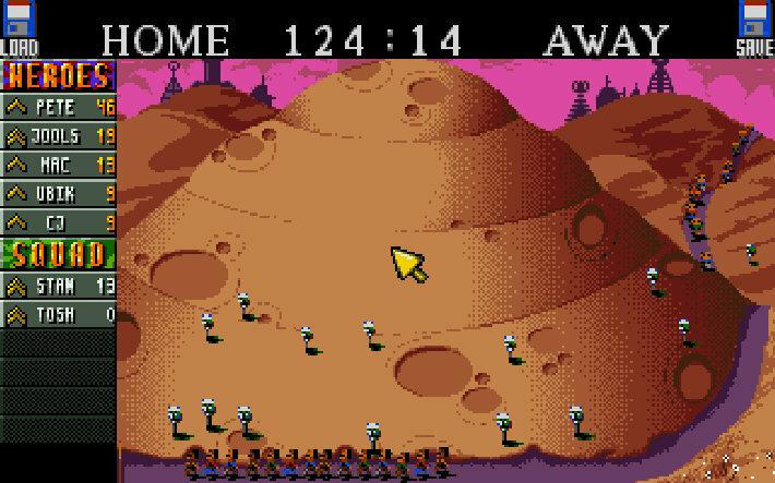 Cannon Fodder 2 screenshot 1