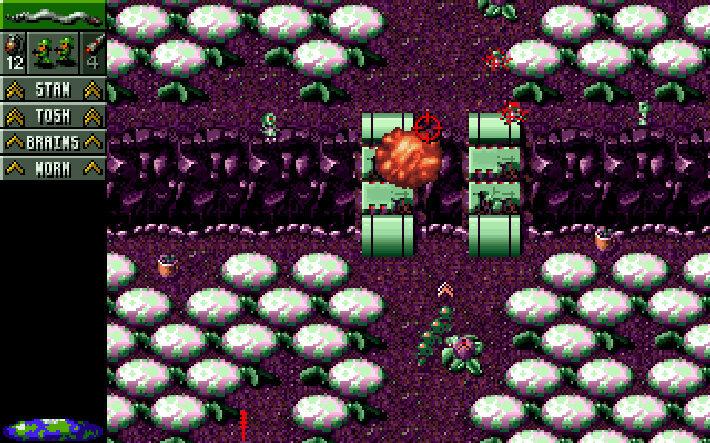 Cannon Fodder 2 screenshot 3