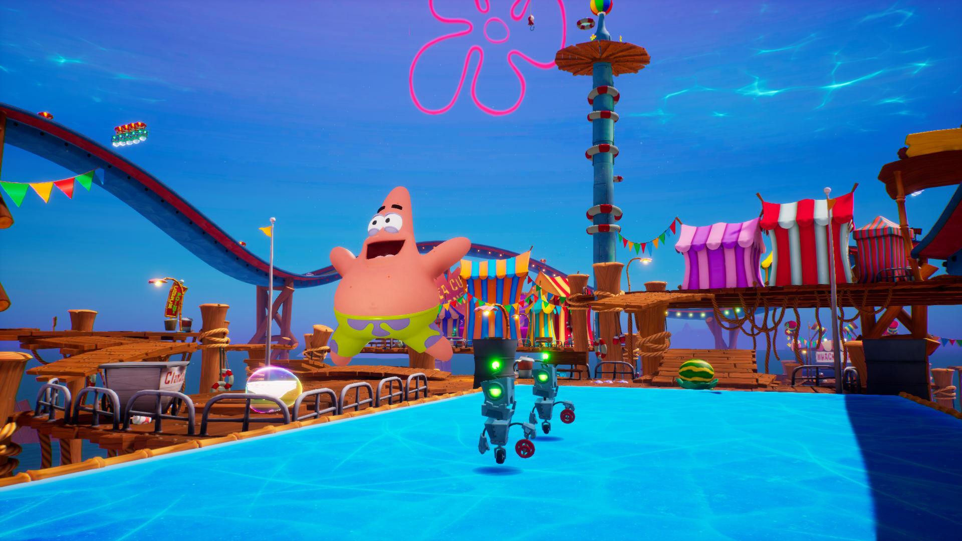 SpongeBob SquarePants: Battle for Bikini Bottom - Rehydrated screenshot 3