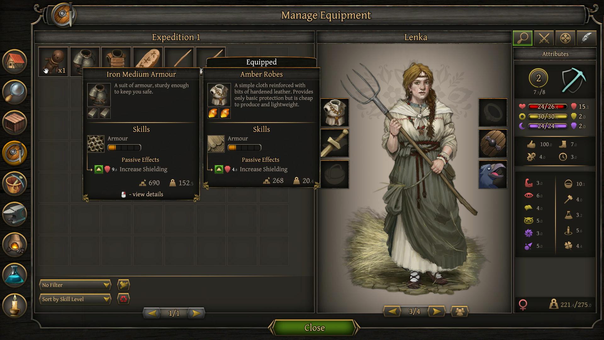 Thea 2: The Shattering screenshot 3