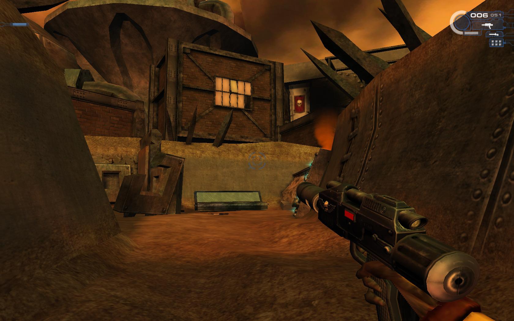 Warhammer 40000: Fire Warrior screenshot 1