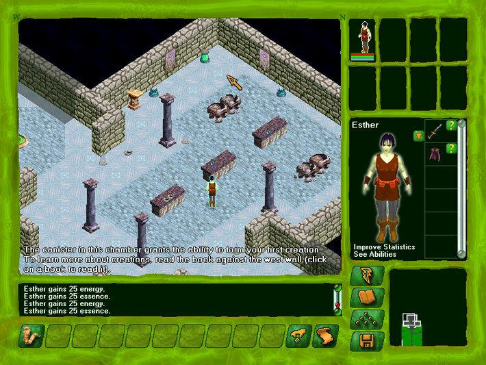 Geneforge Saga screenshot 1