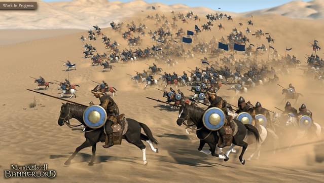 Mount & Blade II: Bannerlord screenshot 1