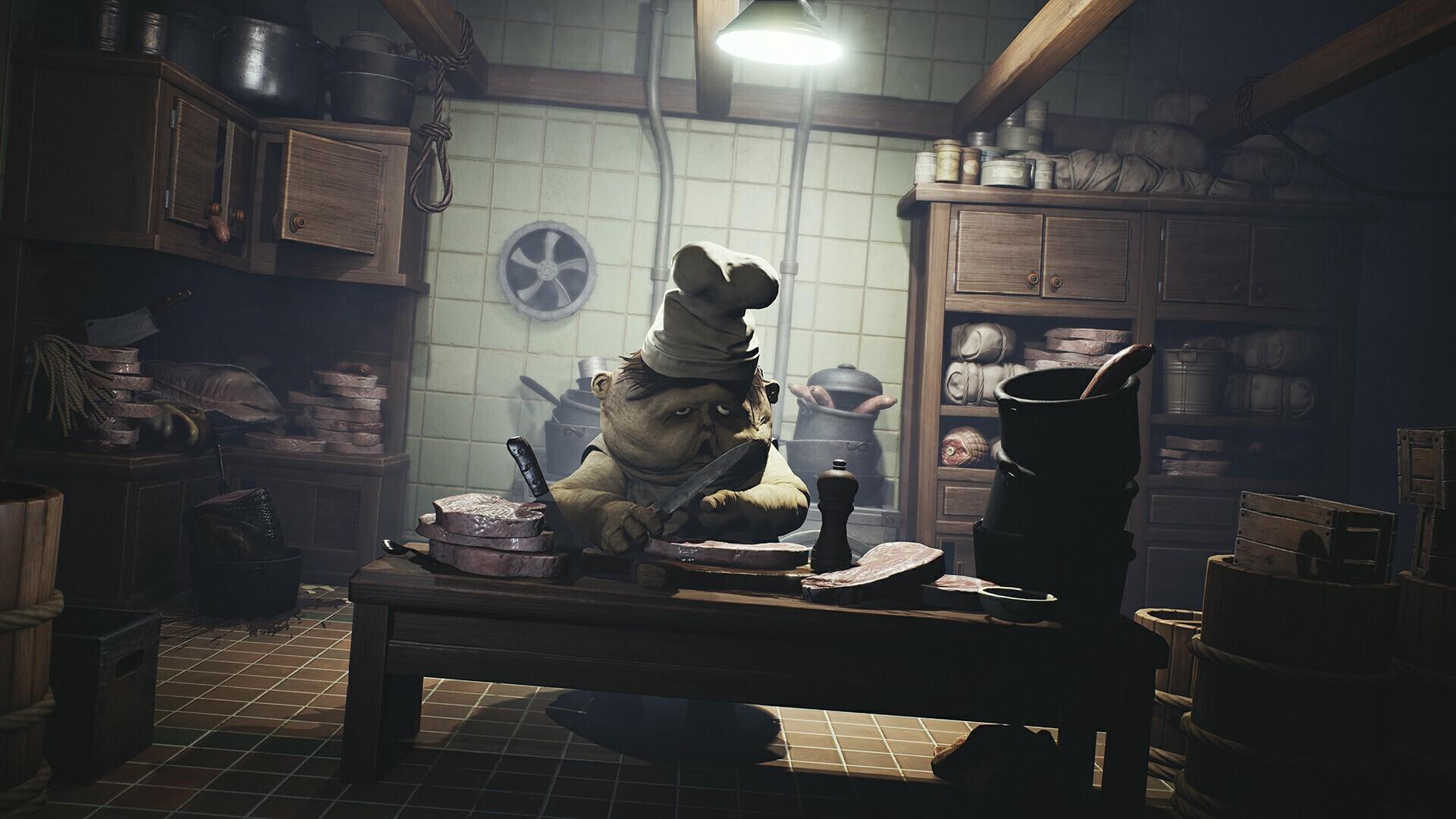 Little Nightmares [GoG] [2017|Rus|Eng|Multi12]