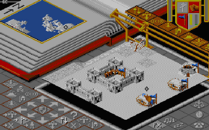 Populous screenshot 1
