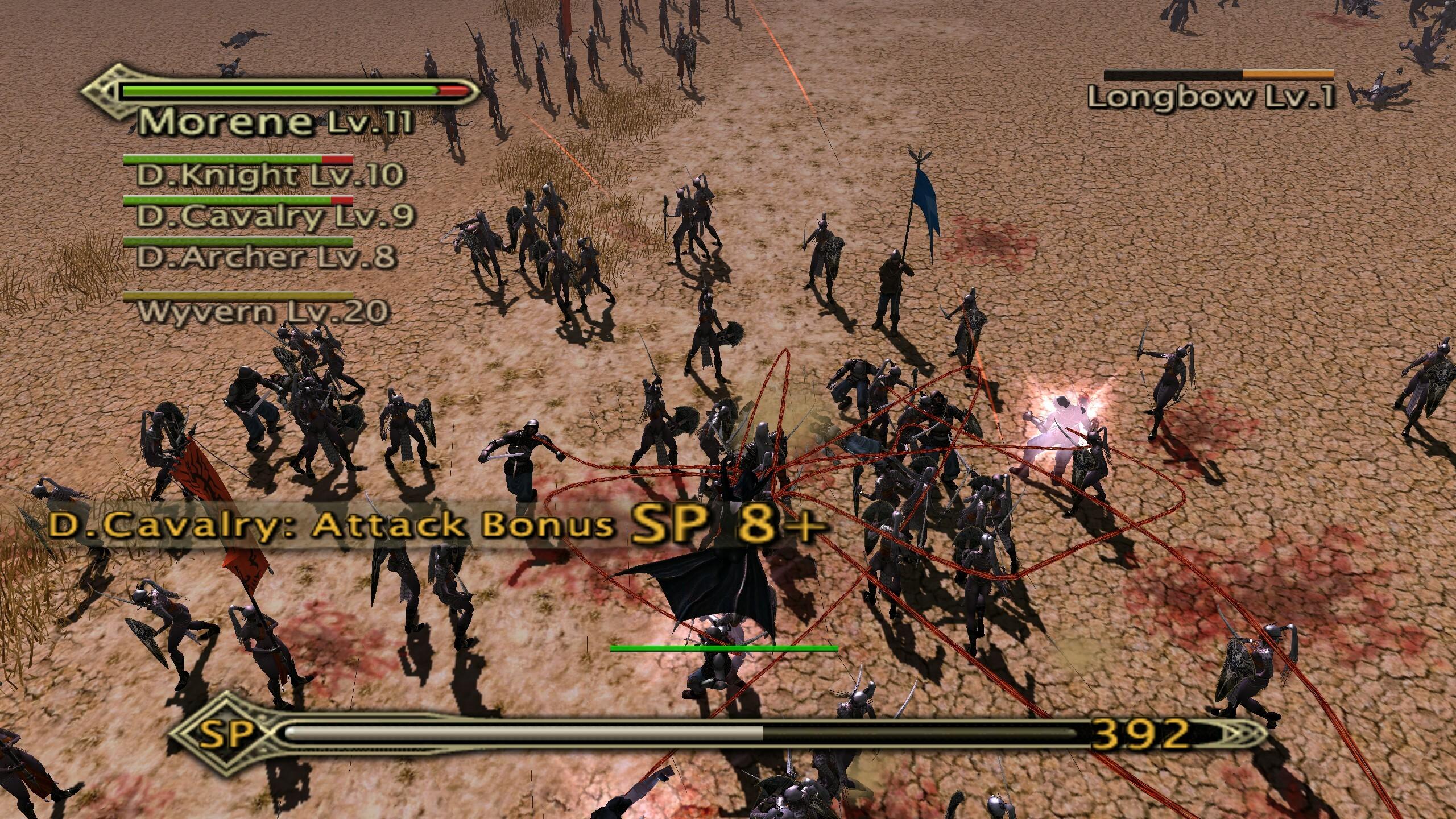Kingdom Under Fire: Heroes screenshot 3