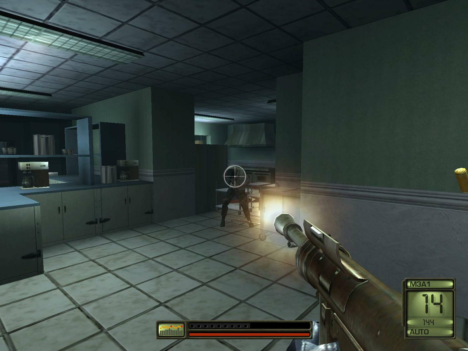 Soldier of Fortune II: Double Helix - Gold Edition screenshot 2