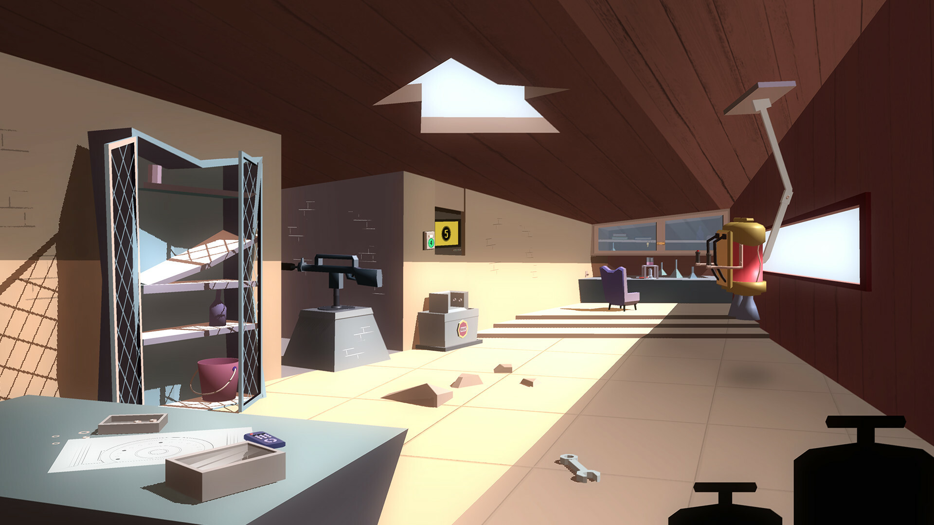 Agent A: A puzzle in disguise screenshot 2
