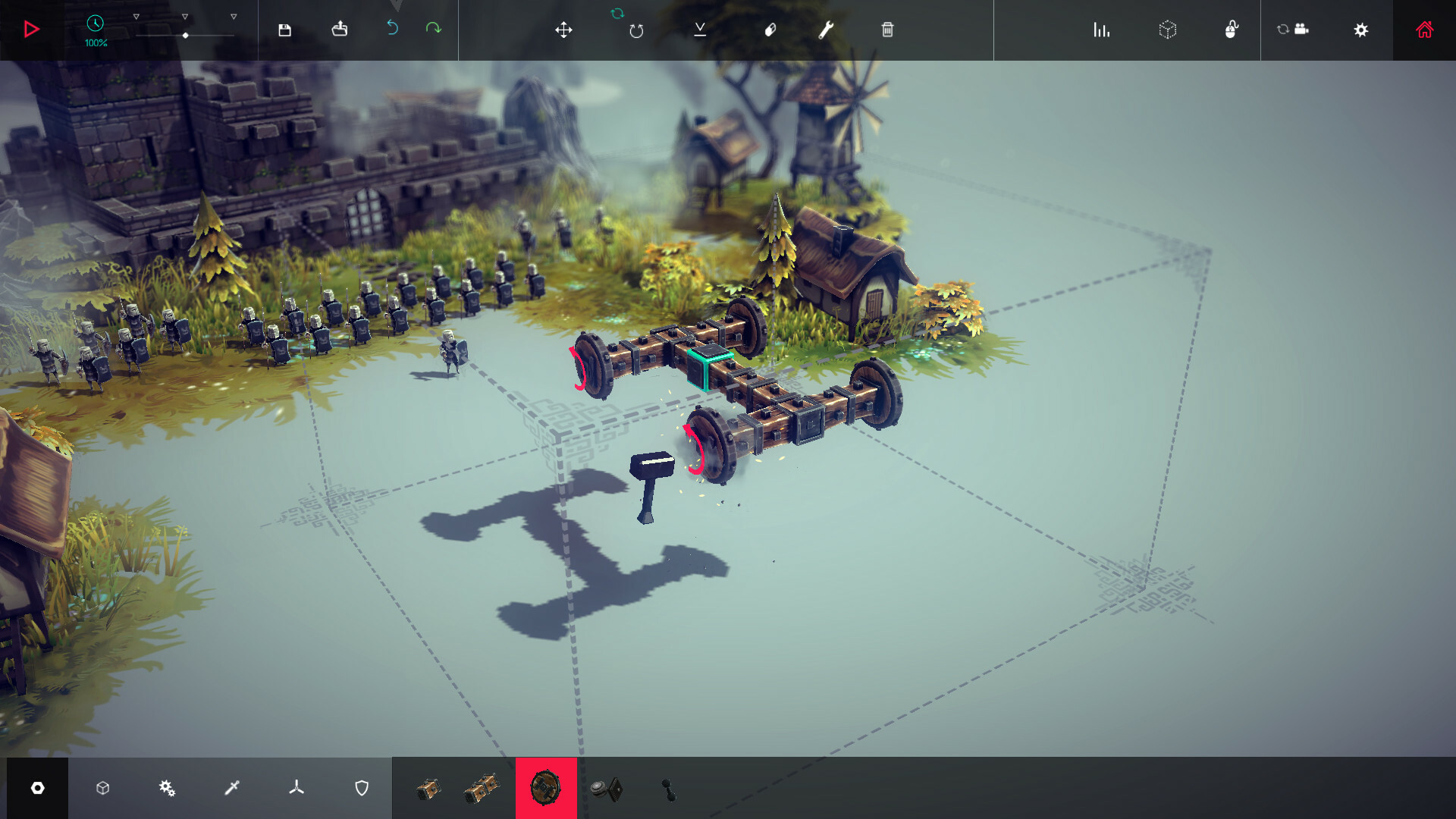 Besiege screenshot 2