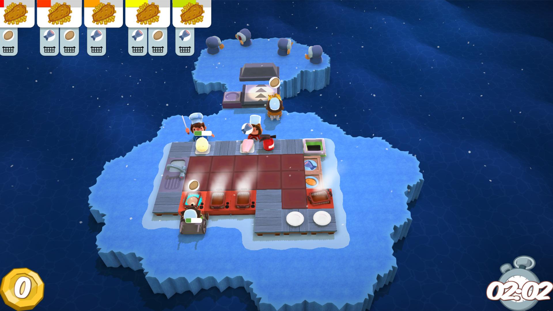 Overcooked: Gourmet Edition screenshot 2
