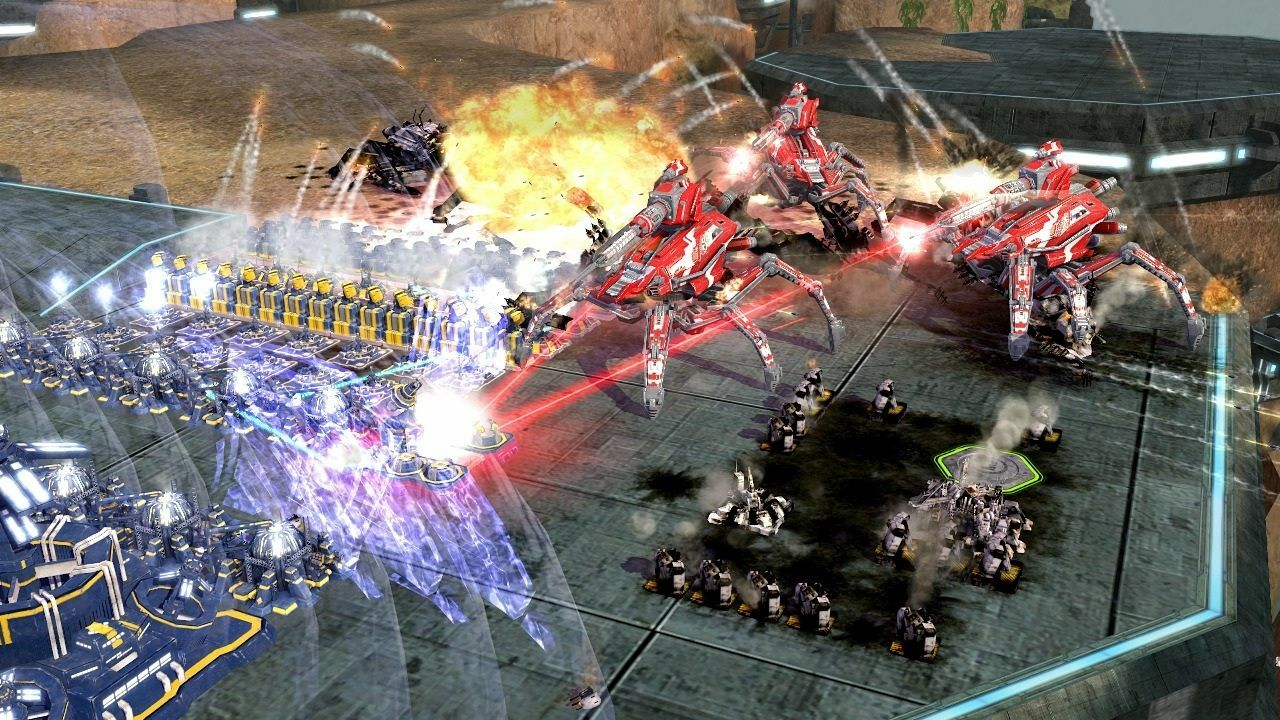 Supreme Commander (Complete) screenshot 3