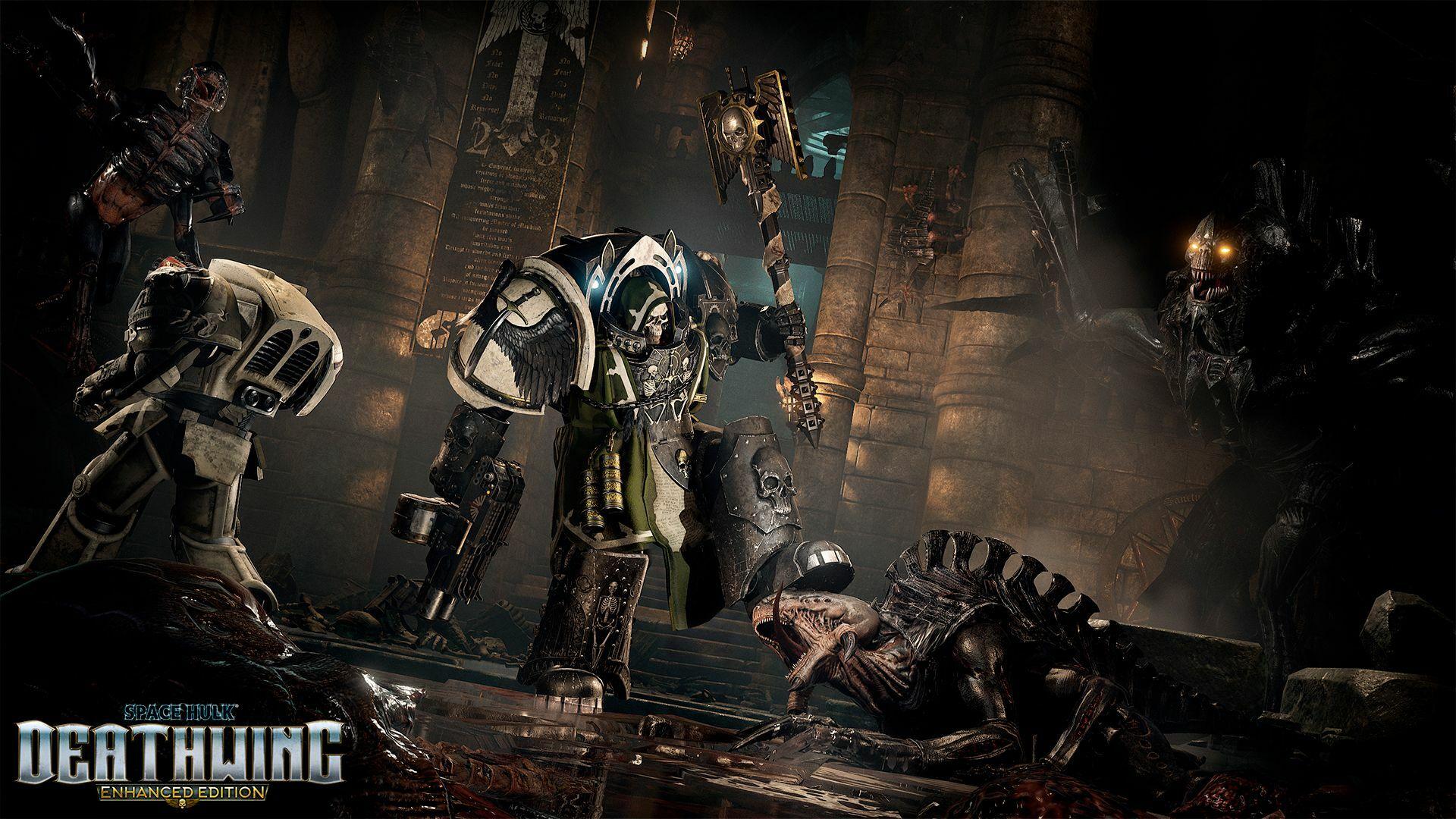 Space Hulk: Deathwing Enhanced Edition Deluxe screenshot 3