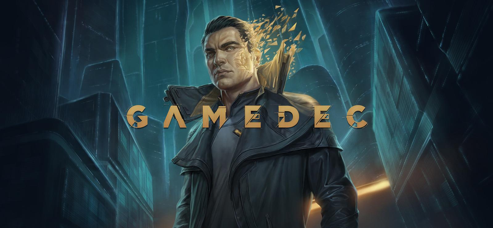 10% Gamedec on GOG.com