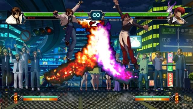 The King Of Fighters Xiii Galaxy Edition On Gog Com