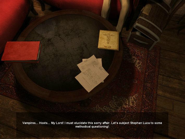 Dracula Trilogy screenshot 1