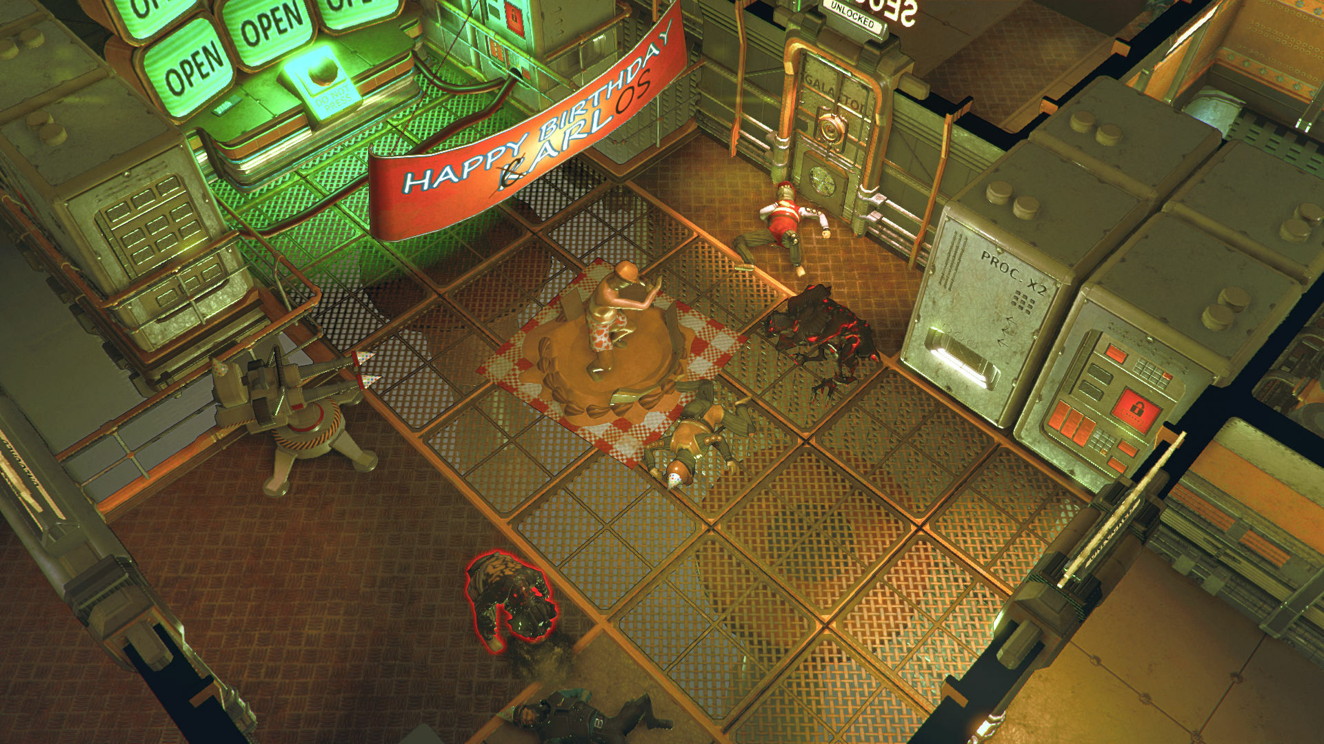Attack of the Earthlings screenshot 2