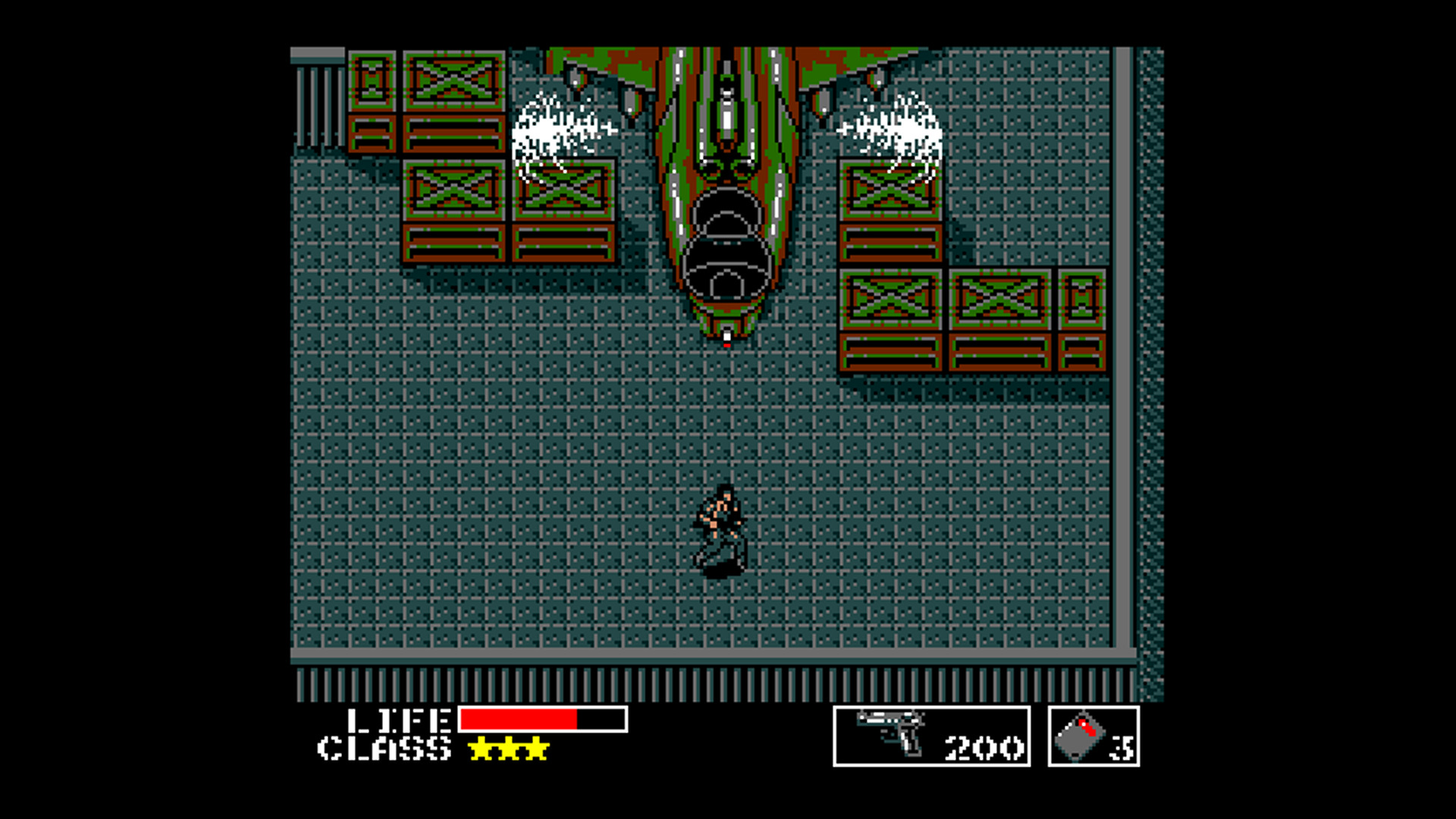 Metal Gear screenshot 2