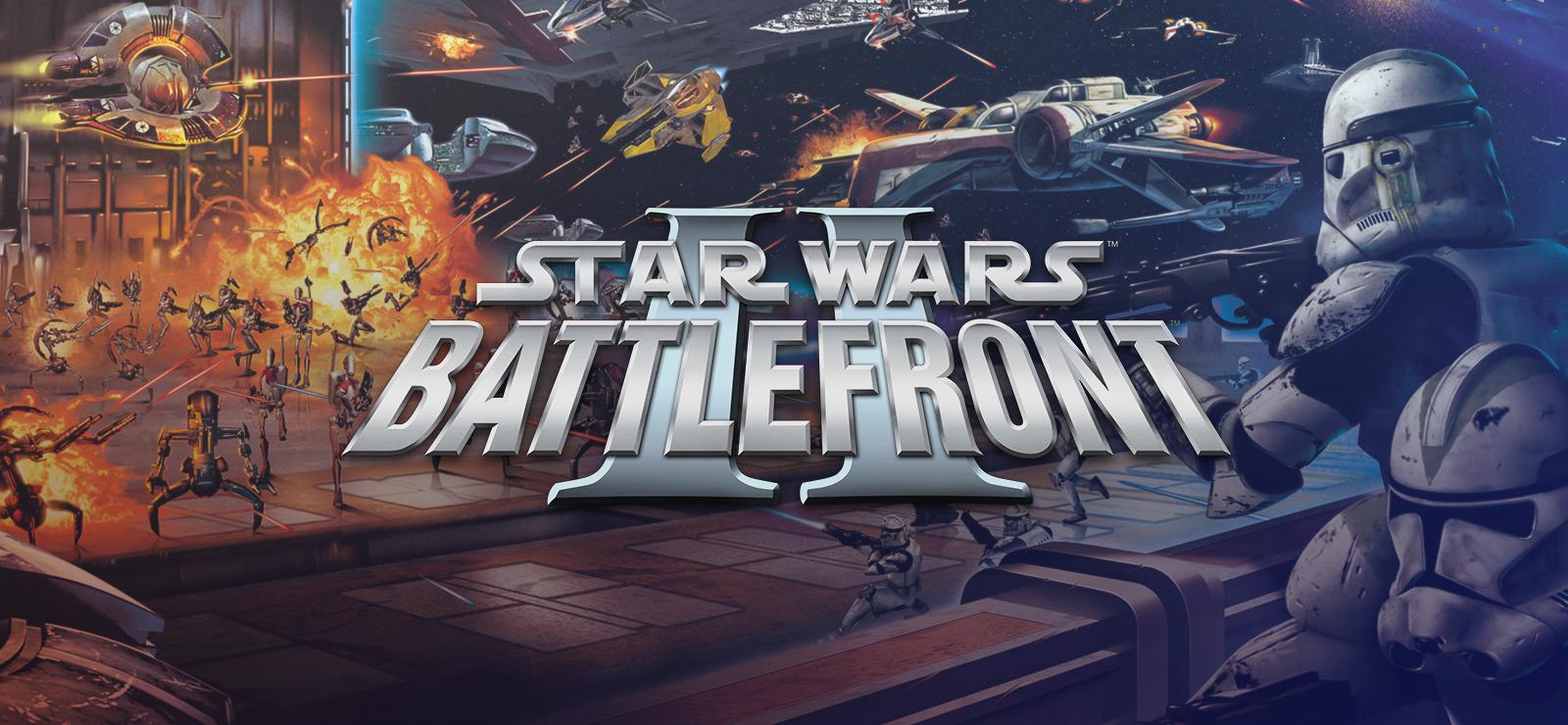Star Wars Battlefront Ii Classic 2005 On Gog Com